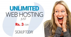 Unlimited Web Hosting at an Unbelievable Price!